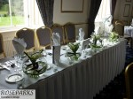 The Dining Room - Top Table