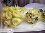 Debbie's Hand Tie & Bridesmaids Flowers