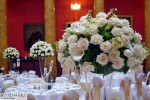 Table Centres in Great Hall