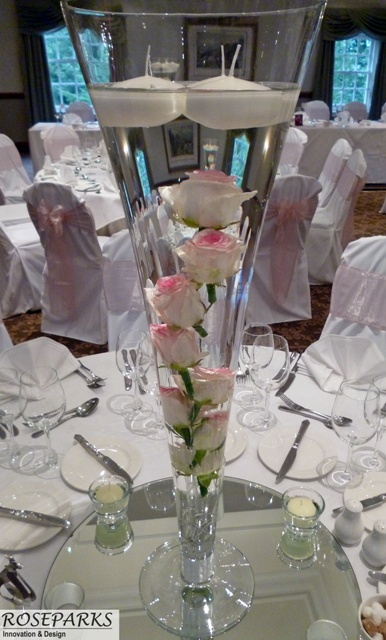 Reception Table Centre