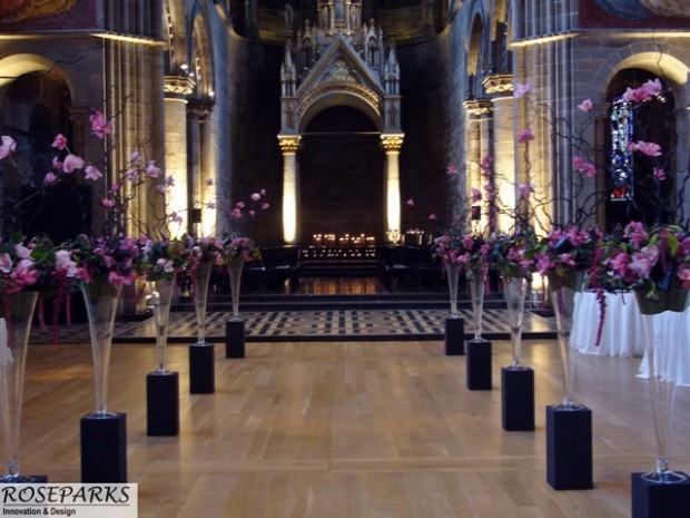 Ceremony at Mansfield Traquair
