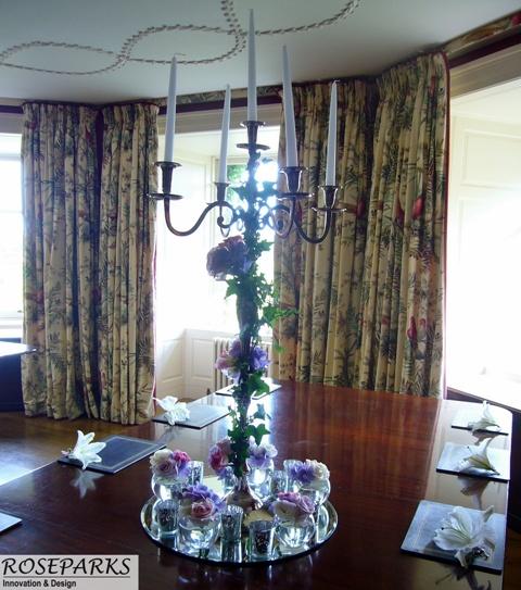 Reception - Candlestands