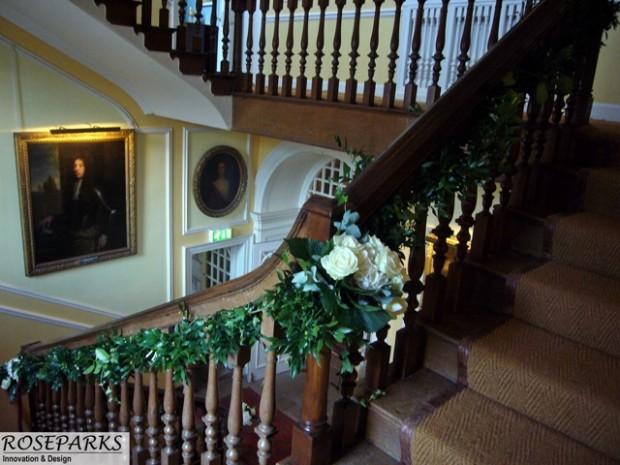 Bannister Decoration