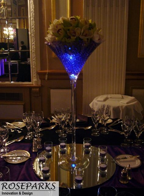 Ballroom at Gleneagles Hotel