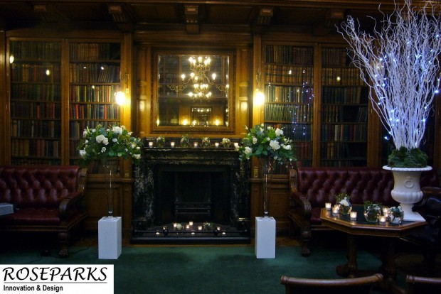 Ceremony - New Library
