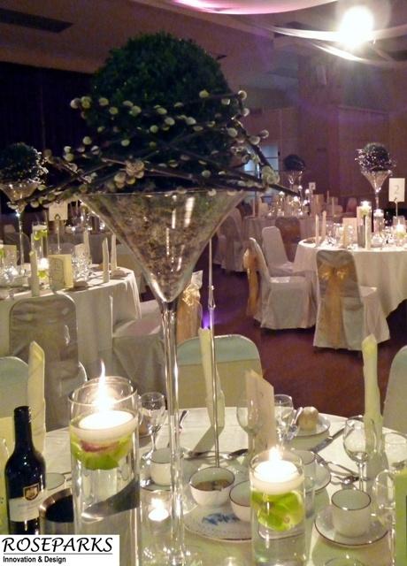 Evening Reception - The Glen Pavilion