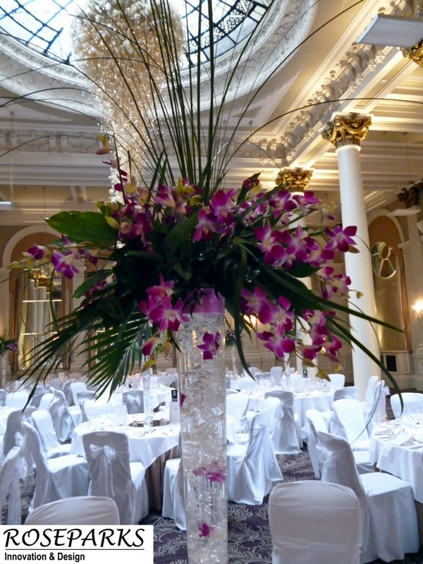 Table Centres - Great Hall