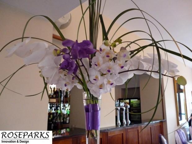 Table Centres - Glenbervie House