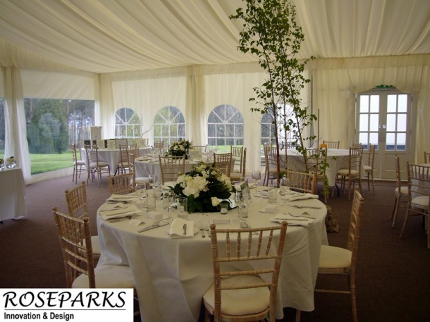 Marquee - Dunglass Estate