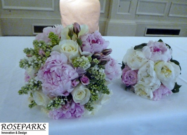 Bridal Hand Ties