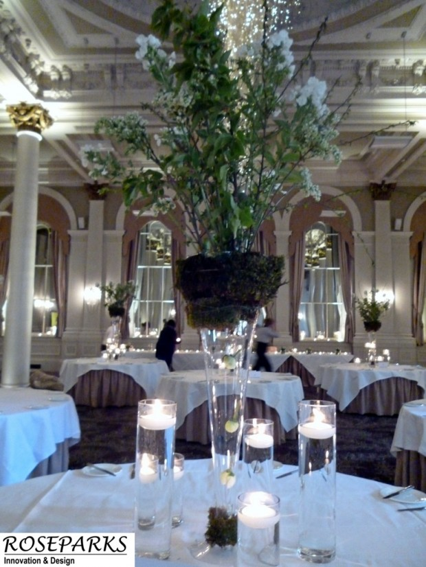 Table Centres - King's Hall