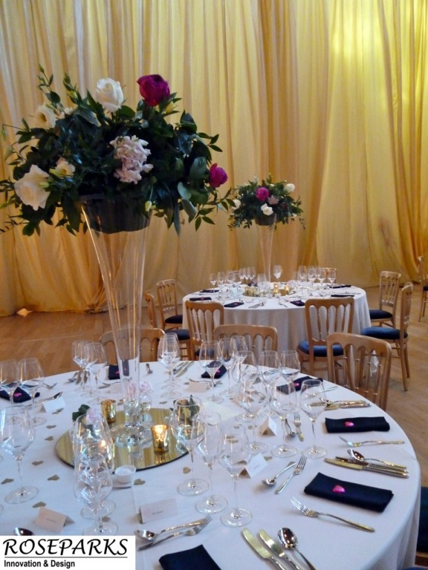 Table Centres - Mansfield Traquair
