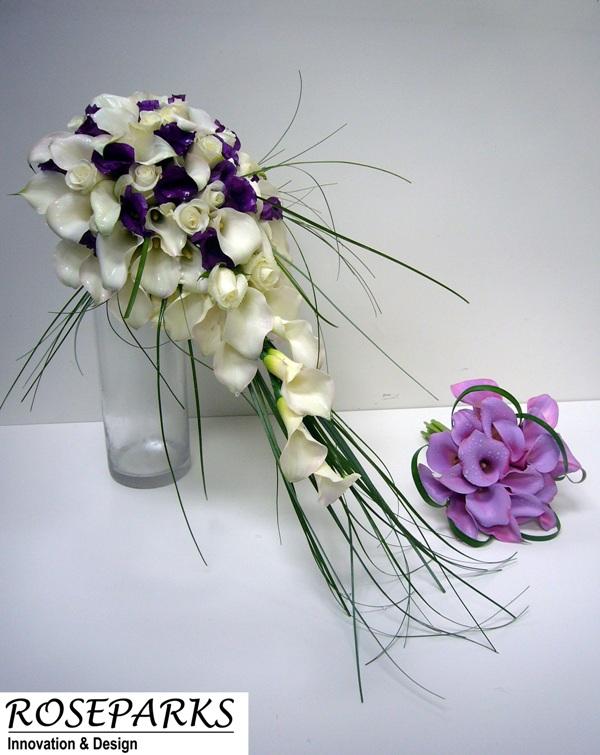 Rachel Bridal Hand Tie & Flowergirl