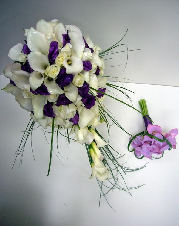 Rachel's Bridal Hand Tie & Flowergirl