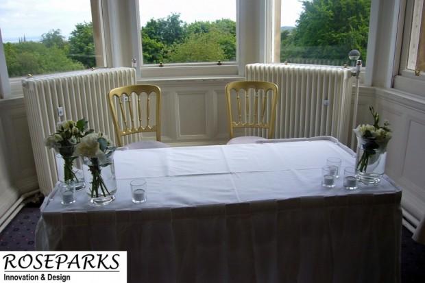 Ceremony - Castle Room