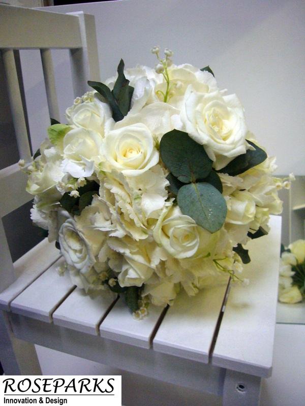 Catriona's Bridal Hand Tie