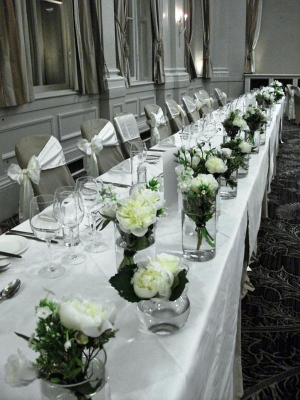 Top Table - King's Hall