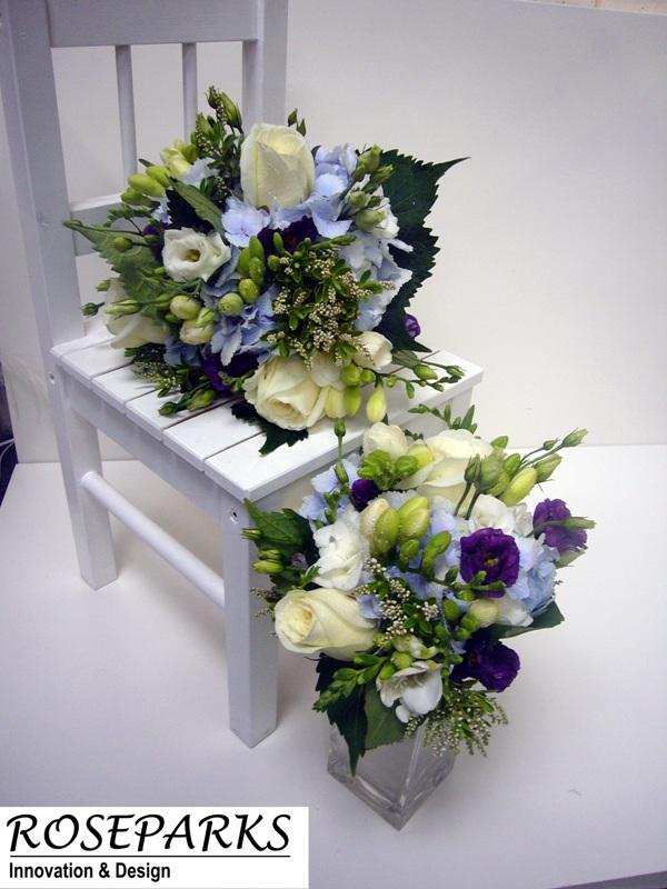 Bride & Bridesmaid's Flowers