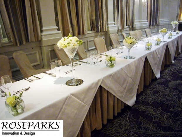 Top Table - King's Hall
