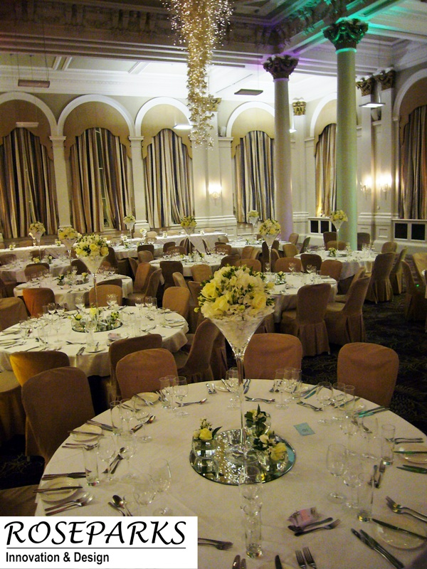 Table Centre - King's Hall