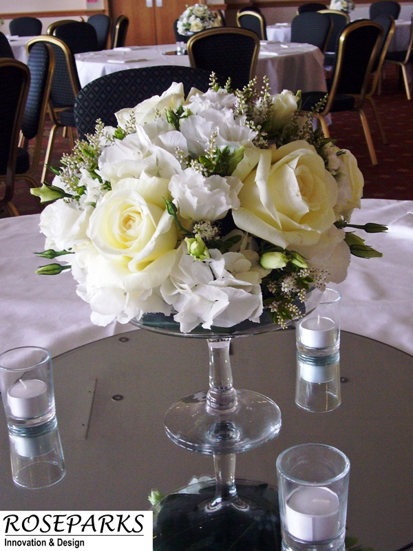Table Centres - Marine Hotel