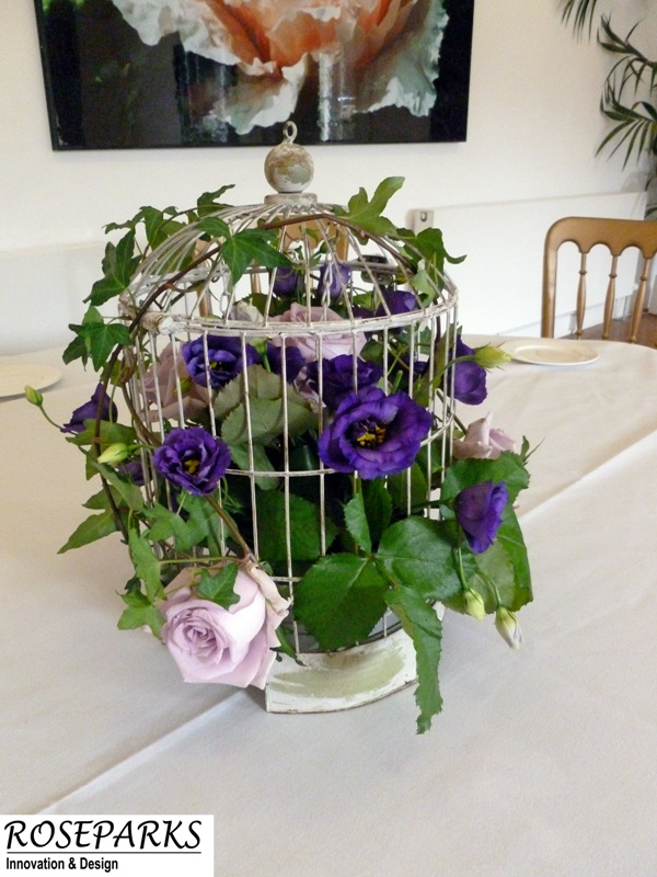 Table Centre - Caledonian Hall