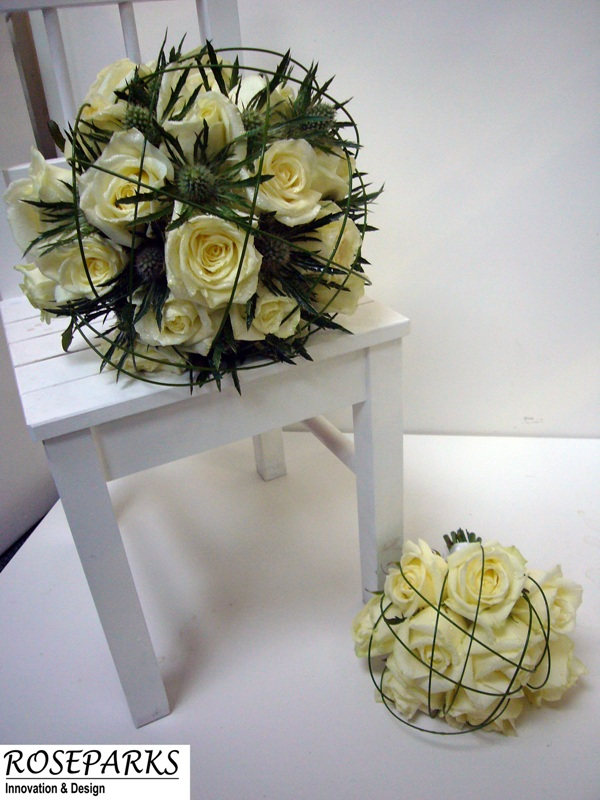 Bride & Bridesmaids Flowers
