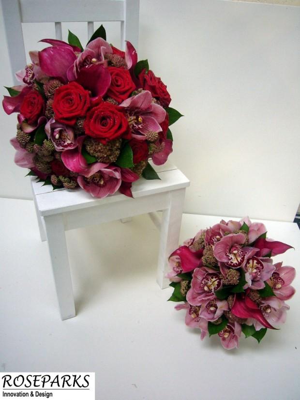 Bride & Bridesmaids Flowers