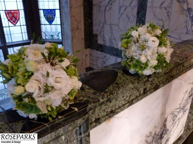 Bride & Brisdmaids Hand Ties