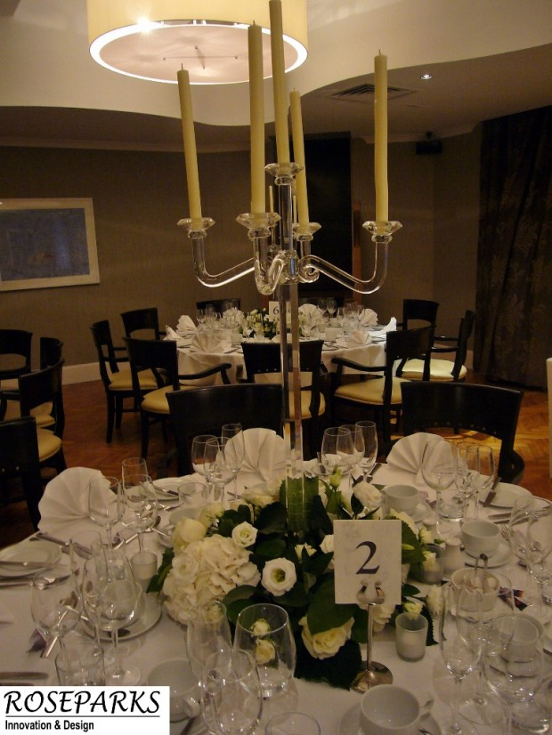 Table Centres - Scotsman