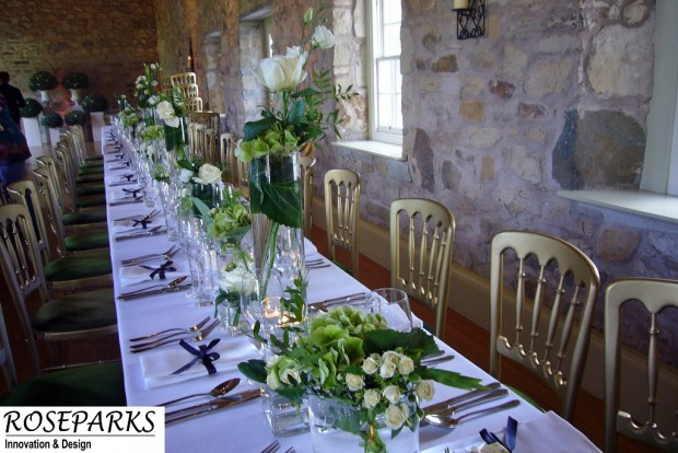 Long Tables - Kirknewton Stables
