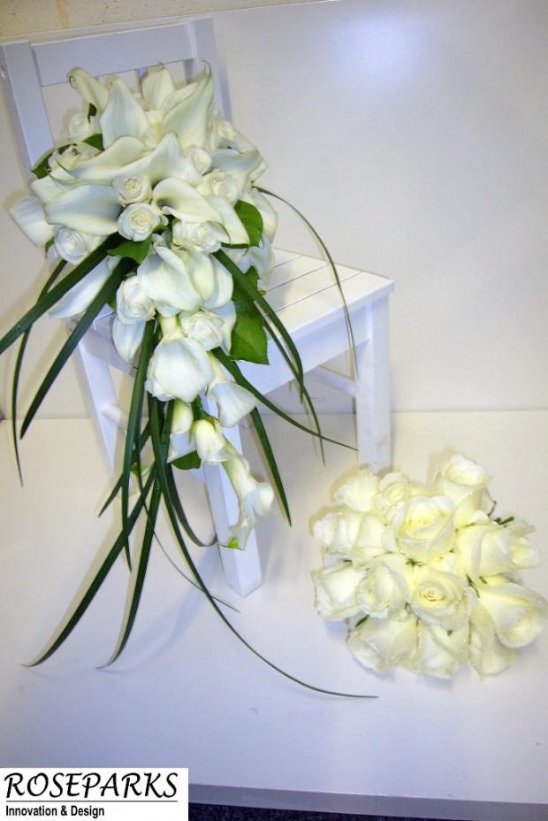 Bride/Bridesmaids Flowers