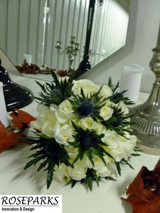 Lynda's Bridal Hand Tie