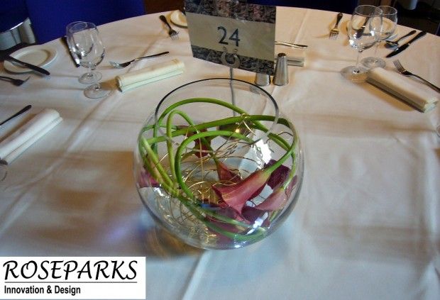 Table Centres - The Hub