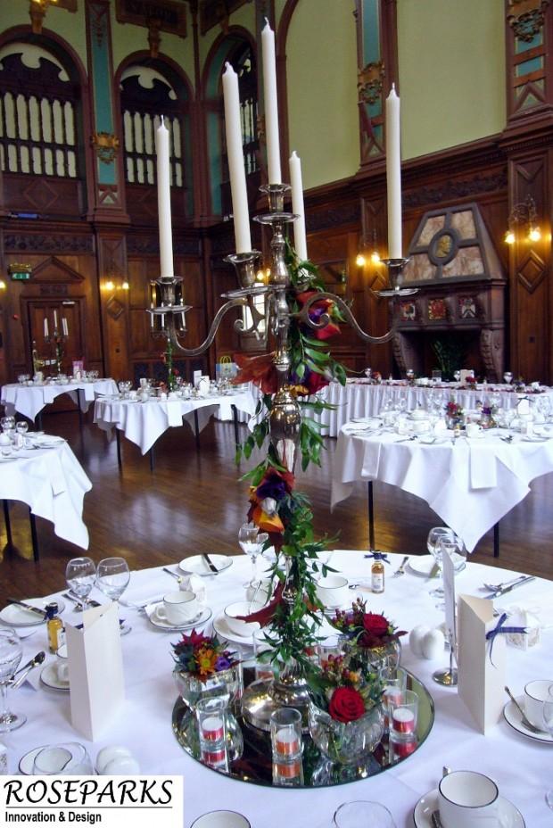 Turmeau Hall