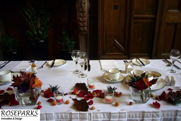 Top Table - Turmeau Hall