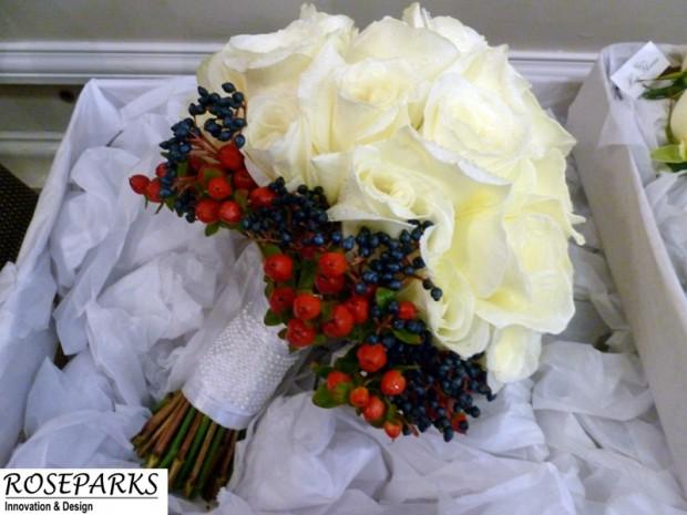 Laura's Bridal Hand Tie