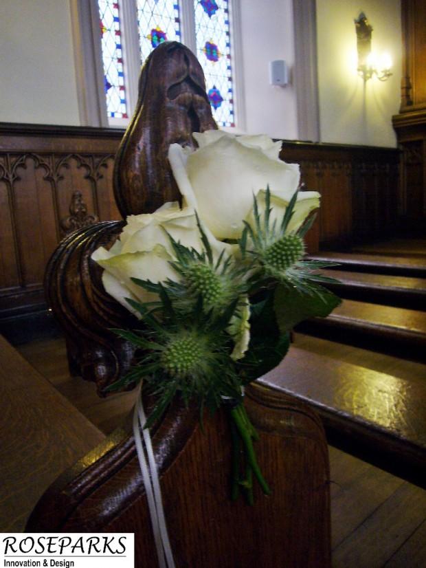 Ceremony - George Heriot's Chapel