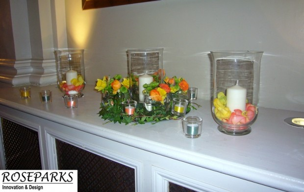 Table-Centre-Display