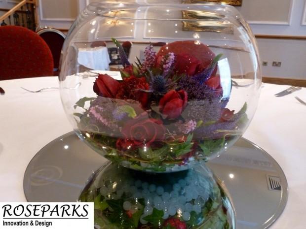 Roseparks - Reception Flowers