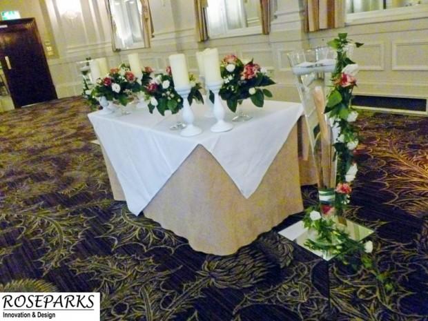 Roseparks-Ceremony Flowers