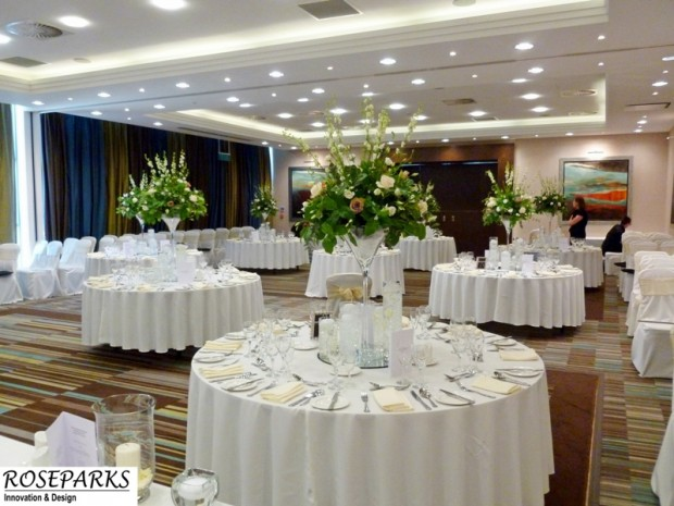 Roseparks - Wedding Reception