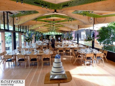 Wedding at Botanics