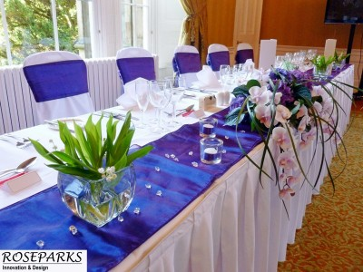Wedding at Dalmahoy Hotel