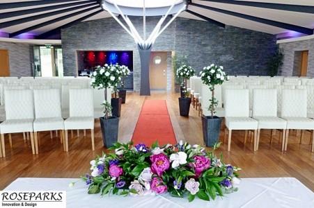 Wedding at The Vu