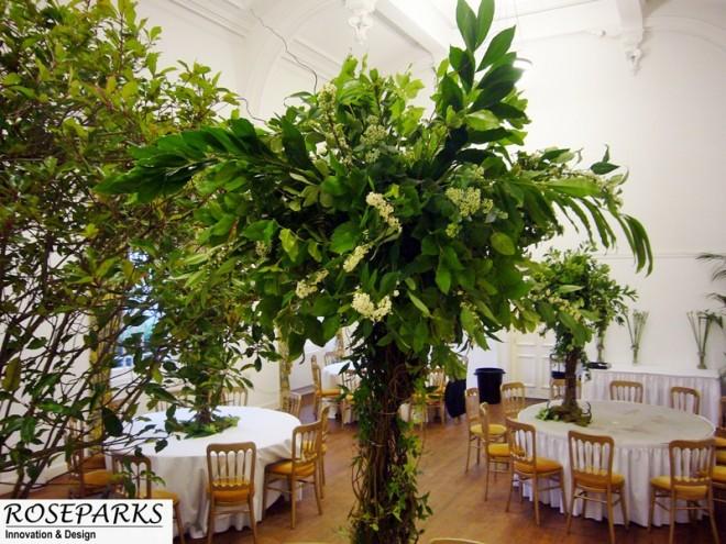 Tree tablecentre