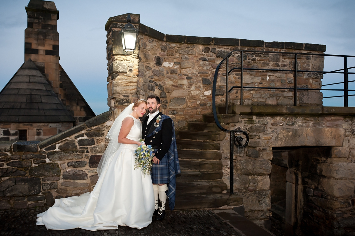 Wedding Of Natalie Amp Grant Edinburgh Castle 9 November