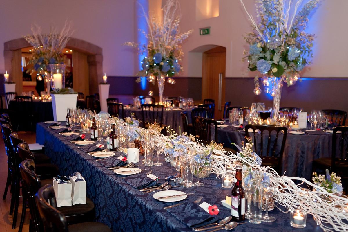 Wedding Of Natalie Grant Edinburgh Castle 9 November 2013