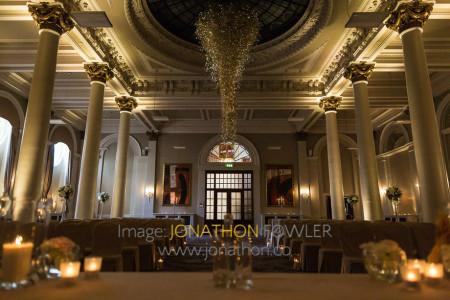 Edinburgh George Hotel Wedding Photos - Claire and Craig-1003