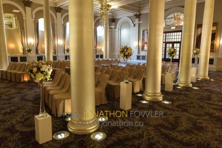 Edinburgh George Hotel Wedding Photos - Claire and Craig-1004